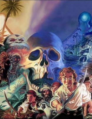 Me llamo Guybrush Threepwood... ¡y quiero ser un pirata!