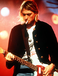 """""""Kurt huele a Teen Spirit"""""""